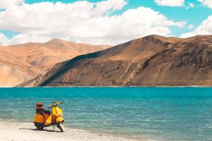 Pangong Lake- Leh Ladakh Blog - Rukmat Travels
