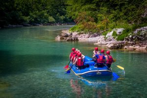 River rafting in Leh - Rukmat Travels